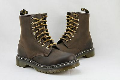 Dr. Martens Women's 1460 Work Boots Burnished Wyoming R16164201 Sizes: 5 - 10