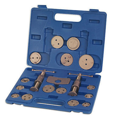 FEBRUARY SALE LASER BRAKE TOOLS Caliper Wind Back Rewind Tool Mixed 18 Piece