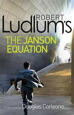NEW The Janson Equation By Robert Ludlum Paperback Free Shipping