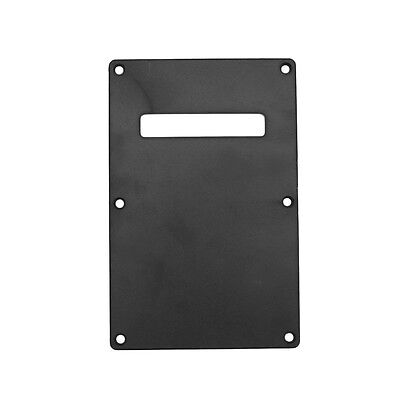 Single Ply Tortoises Tremolo Cover Backplate for Stratocaster Electric Guitar