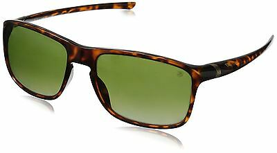 TAG HEUER Sunglasses 27 Degree POLARISED 6042 310 Tortoise/Green With Case