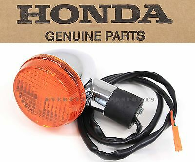 New Genuine Honda Turn Signal Rear Left Shadow 04-07 VT750 Aero (See Notes) X188