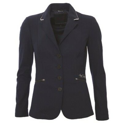 MARK TODD KATE LADIES COMPETITION JACKET NAVY MT horse show riding women wear