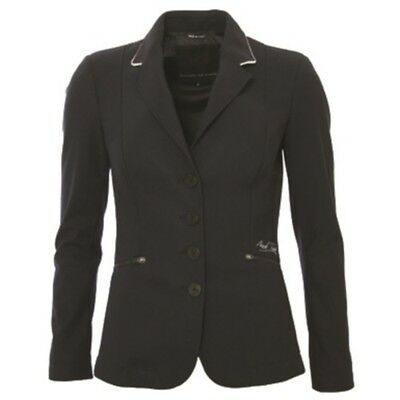 MARK TODD KATE LADIES COMPETITION JACKET BLACK MT horse show riding women wear