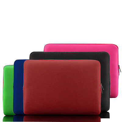 Laptop Case Bag Soft Cover Sleeve Pouch Fr 11''13''15'' Macbook Pro Air Notebook