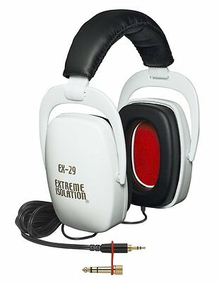 Direct Sound*EX29-WHITE*Extreme Isolation Headphones FREE 2DAY SHIPPING NEW