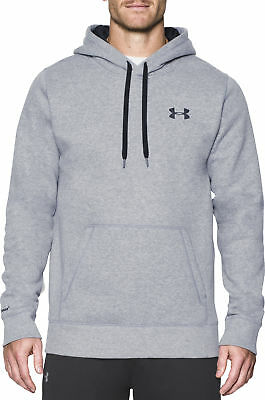 Under Armour Storm Rival Mens Hoody - Grey