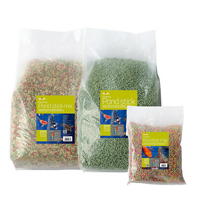 Bermuda Pond Fish Food Floating Sticks Mix Pellet Goldfish Koi Cheap