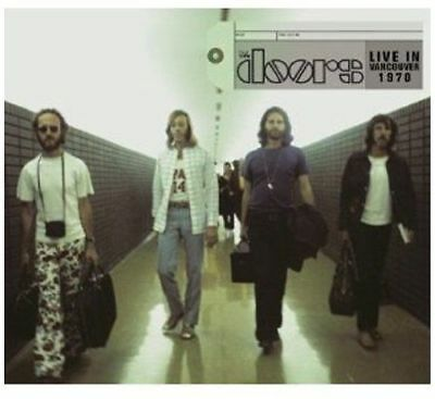 The Doors	- Live In Vancouver 1970 NEW 2CD