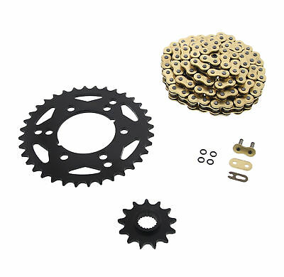 1998-2009 Polaris Scrambler 500 4X4 O-Ring Chain and Sprocket Set