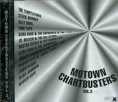 Various Artists - Motown Chartbusters : Vol. 3-Motown Chartbusters [New CD] Engl