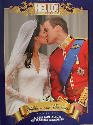 Hello Magazine Royal Wedding Special William & Kate Commemorative Edition