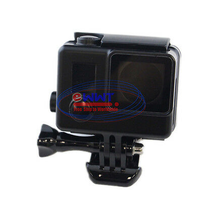 FREE SHIP for GoPro Hero 4 Black Protective Housing Side Open Mount Case ZVOS035