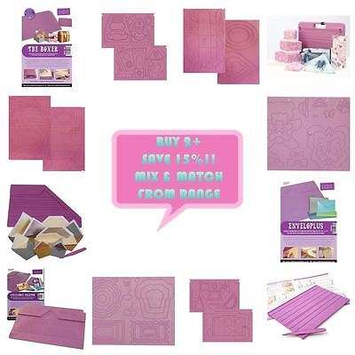 Crafters Companion Scoring & Embossing Boards Collection Range Buy 2+ Save 15%