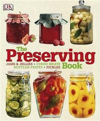 NEW The Preserving Book By Lynda Brown Hardcover Free Shipping