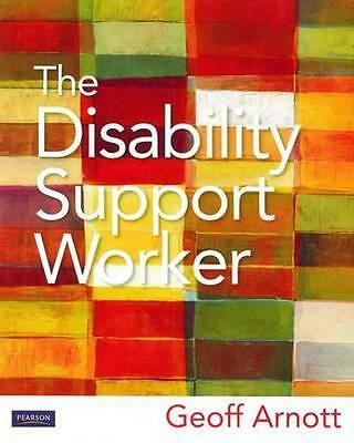 NEW The Disability Support Worker By Geoff Arnott Paperback Free Shipping