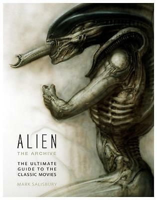 NEW Alien : The Archive By Titan Books Hardcover Free Shipping
