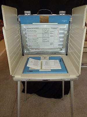 Palm Beach County Historic 2000 Presidential Election Voting Machine Package