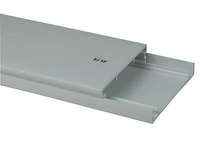 Pro Power - Ct90 - Cable Trunking White 100Mm X 25Mm 3M