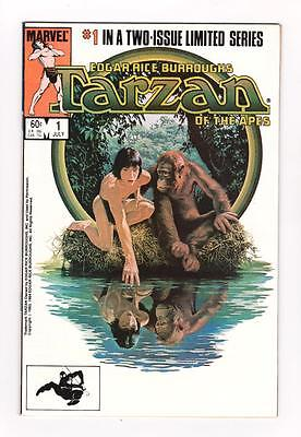 Tarzan Of The Apes 1  (Vf/nm)  Limited Series *