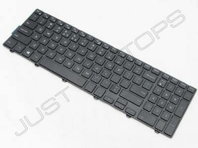 New Genuine Dell Inspiron 15 5000 5558 5559 US English QWERTY Keyboard