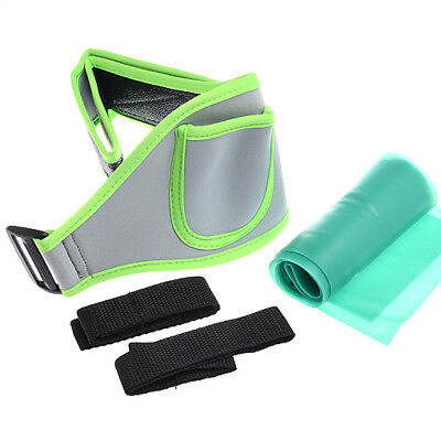 Leg Strap Resistance Band for Console Game Nintendo Wii Fit EA Sports
