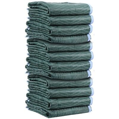 Moving Blankets- Multi Mover 12-Pack, 75-80 lbs./dozen