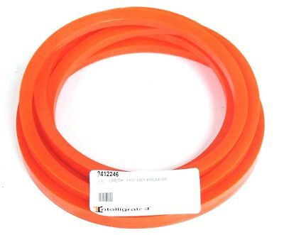 "New Intelligrated 2412246 Urethane V-Belt 117/"" Net Volta Endless"