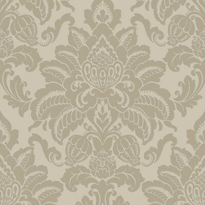 Arthouse Precious Metals Glisten Damask Gold Wallpaper (673200)
