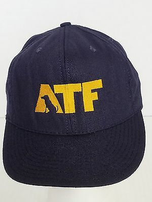 ATF Alcohol Tobacco and Firearms  K-9 Explosives Ball Cap Hat