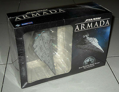 STAR WARS ARMADA Star Destroyer Classe Victory PACK espansione NUOVO Miniature
