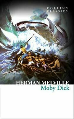 NEW Moby Dick By Herman Melville Paperback Free Shipping