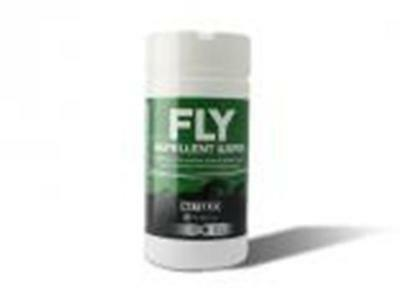 Fly Repellent Wipes x 50 horse equine repellant new Nettex