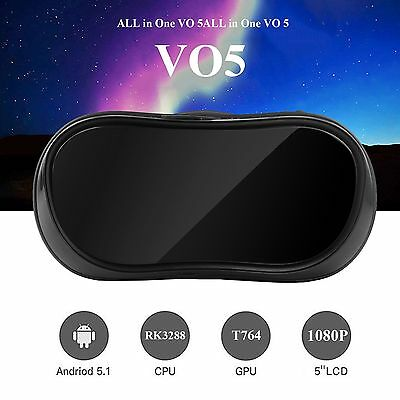 ALL IN ONE 2G/16G VR 3D Glasses Android IPS Wifi Full HDMI w/ Bluetooth Control