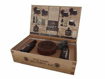 Dear Barber Pomade Mens Hair Gift Set Collection
