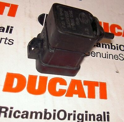Later Ducati main power black relay under the seat Hella USA 960 388-13 25530731