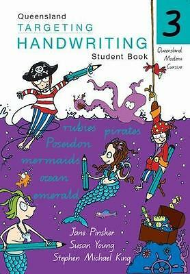 NEW QLD Targeting Handwriting : Year 3  By Jane  & Young, Susan Pinsker Paperbac