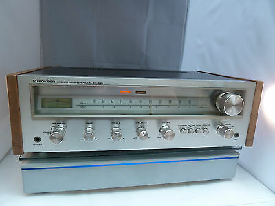 Pioneer SX-450 vintage stereo receiver