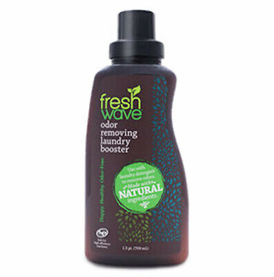 Fresh Wave Natural Odor Removing Laundry Booster 24 oz Amber Bottle