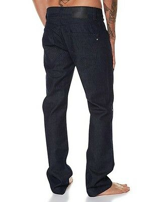 BILLABONG - Men's Straight Fifty Straight Leg Jeans, Size 34. NWT. RRP $119.99.