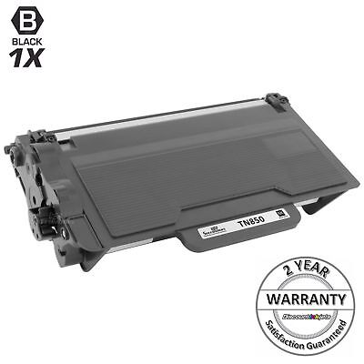 Compatible Brother TN850 Black Toner Cartridge High Yield 8k for MFC L5700DW