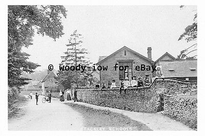 rp10011 - Tackley Schools , Oxfordshire - photograph