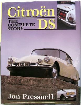 Citroen Ds The Complete Story - Jon Pressnell Isbn:1861260555 Car Book
