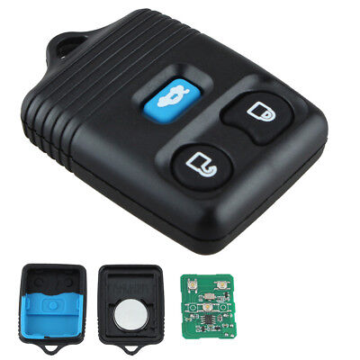 433MHz Chip Remote Control Car Key Fob for 2000-2006 FORD TRANSIT MK6 CONNECT