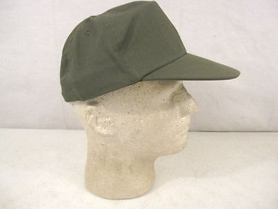 post-Vietnam US Army OG-507 Hot Weather Field or Baseball Cap - Size 7 3/8 MINT