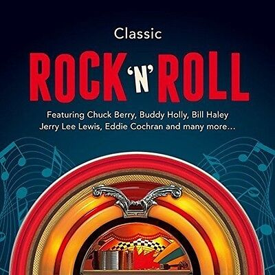 Various Artists - Classic Rock N Roll / Various [New CD] UK - Import