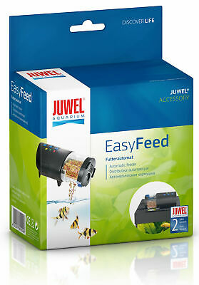 Juwel Aquarium Autofeeder & Spare Drum Fish Tank Holiday Food Dispenser
