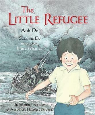 NEW The Little Refugee By Anh Do Hardcover Free Shipping
