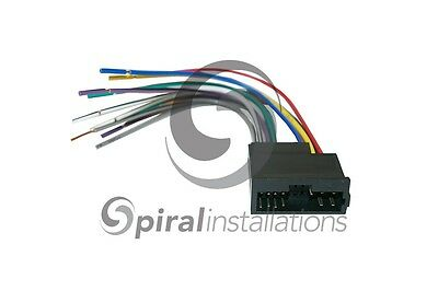 Raptor Car Stereo Wiring Harness - Wiring Diagrams on