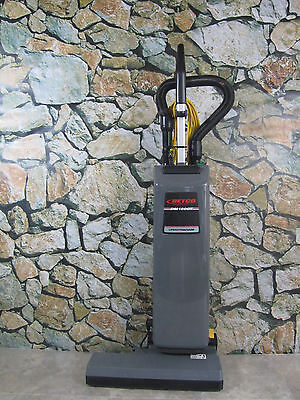 """Betco Dm1800T Upright Commercial Vacuum 18"""" Path Serviced Clean In & Out"""